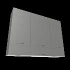 Wandschrank für die 3D Raumplanung