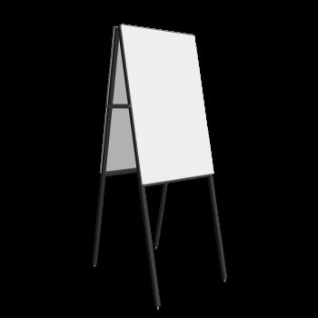 Whiteboard freistehend, beidseitig