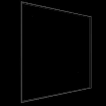 Steel frame window
