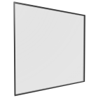 Steel frame window for your 3d room design