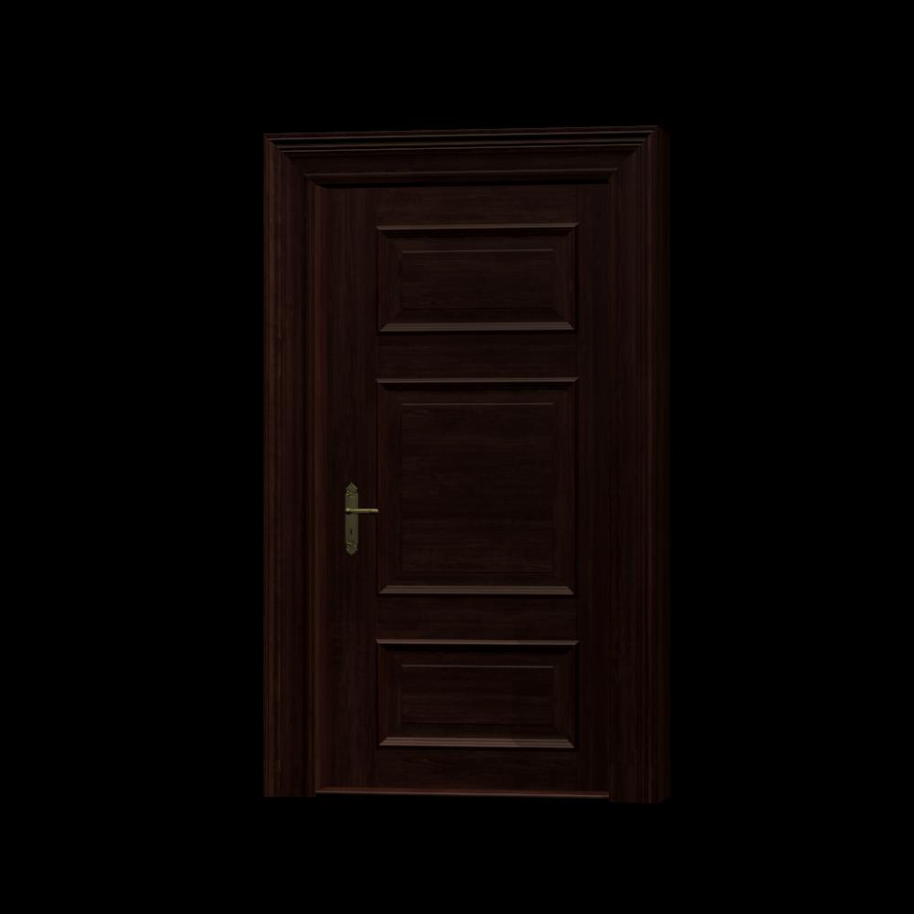 3d room doors - urban home interior •