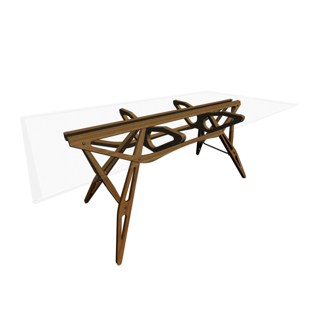Reale table design and decorate your room in 3d for Table zanotta