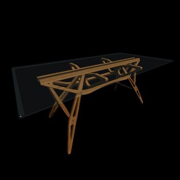 Reale Tisch von ZANOTTA