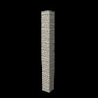 Ziegelsäule für die 3D Raumplanung