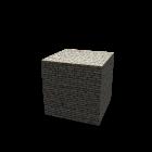 Ziegelwürfel für die 3D Raumplanung