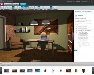 Teste den aktuellen Roomeon 3D-Planer (BETA)