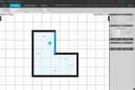 Neuer Grundrissmodus im roomeon 3D-Planer 1.6© roomeon