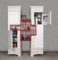 Möbelcollagen - Fanny & Klaus Pracht