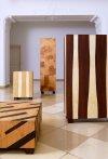 massives Holzdesign von bl<m (blickfang Stuttgart)© blickfang.com
