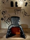 Witch Chair - Tord Boontje Collection     © milano-designweekend.it/ moroso.it