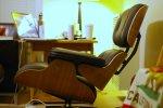 Lounge Chair und Ottoman von Charles und Ray Eames© Foto: casey.marshall @ flickr.com (http://www.flickr.com/photos/rsdio/)