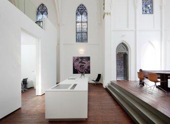 Wohnkirche in Utrecht, www.woonkerkxl.nl