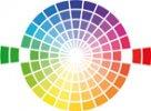 Das Farbrad zeigt wie Wandfarbe in Kontrasten, d.h. mit gegenüber liegenden Seiten kombiniert wird.© Dulux