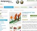 Tulpis© http://www.design-3000.de/Wohnen+Lifestyle/Wohnaccessoires/Garderoben/Schuhgarderobe+Tulips.html