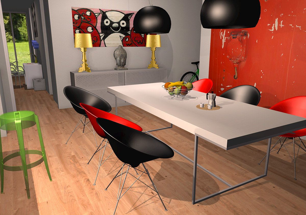 roomeon blog kartell st hle sofas und lampen aus plastik von philippe starck. Black Bedroom Furniture Sets. Home Design Ideas