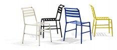 Straw Chairs bunt© Osko+Deichmann
