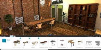 Roomeon 3D-Planer Katalog