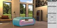 Roomeon 3D-Planer Objekteigenschaften© Roomeon.com
