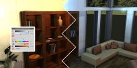 Roomeon 3D-Planer Lichtfunktion© Roomeon.com