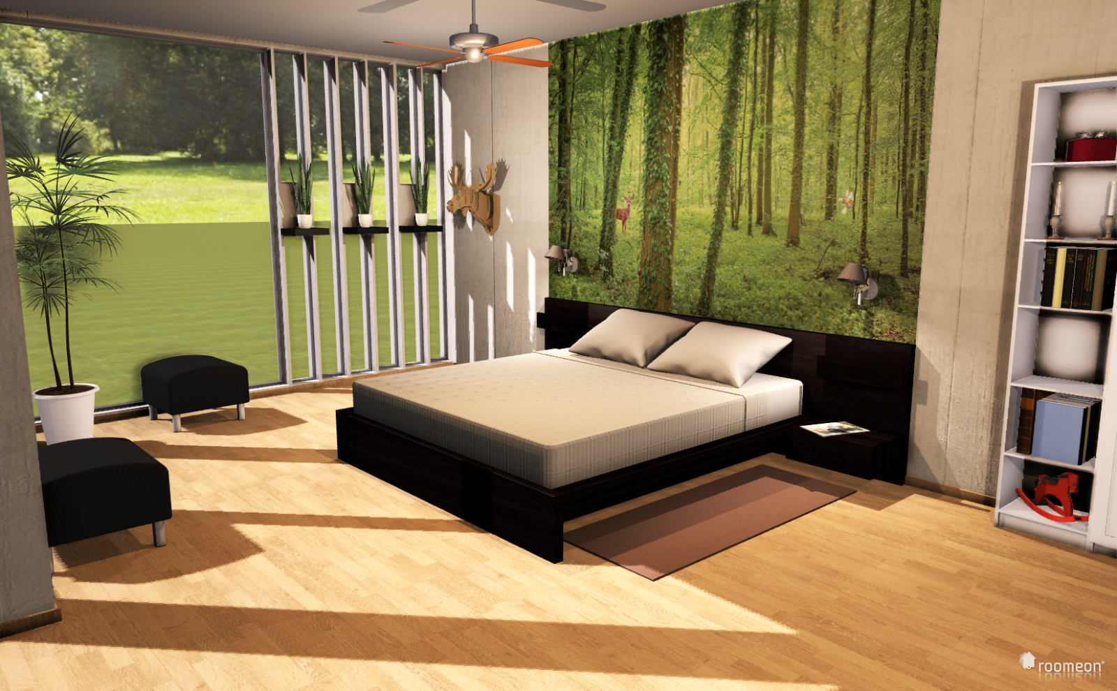 roomeon blog schwedische m bel im 3d raumplaner. Black Bedroom Furniture Sets. Home Design Ideas