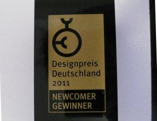 Sebastian Herkner gewinnt Nachwuchs-Designpreis Deutschland 2011