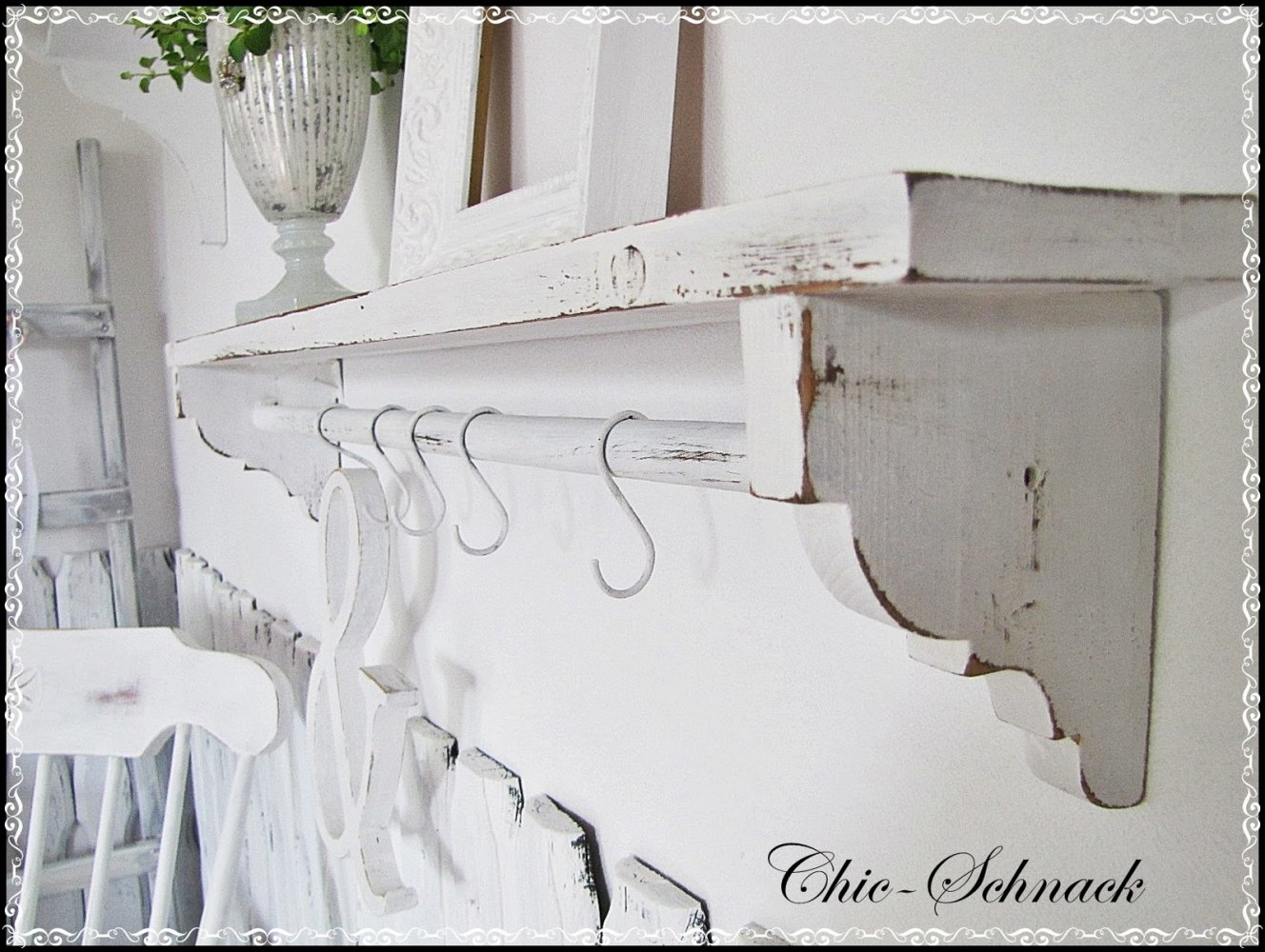 roomeon blog shabby chic nostalgie von chick schnack. Black Bedroom Furniture Sets. Home Design Ideas