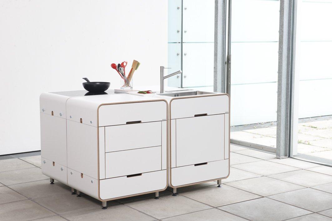 Mobiler Kuchenblock Tische Fur Die Kuche