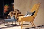 """Stand: Interior Trends 2011, Halle 3.2, Themenbereich: """"Pure Village""""© Koelnmesse Bilddatenbank"""