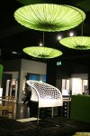 farbenfrohe Lampendesigns auf der imm cologne     © http://www.flickr.com/photos/design_lounge/