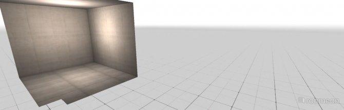 Raumgestaltung 01 in der Kategorie Ankleidezimmer