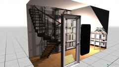 Raumgestaltung 23b OG Ankleide in der Kategorie Ankleidezimmer