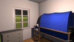 Raumgestaltung abby in der Kategorie Ankleidezimmer