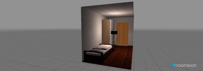 Raumgestaltung Ankleideraum in der Kategorie Ankleidezimmer
