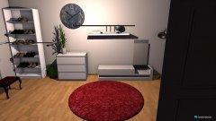 Raumgestaltung ankleidezimmer 1.1 in der Kategorie Ankleidezimmer