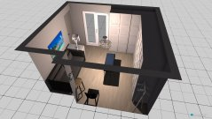 Raumgestaltung Ankleidezimmer JU1 in der Kategorie Ankleidezimmer