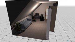 Raumgestaltung Ankleidezimmer in der Kategorie Ankleidezimmer