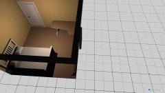 Raumgestaltung Arbeitszimmer bzw. Janas Zimmer in der Kategorie Ankleidezimmer
