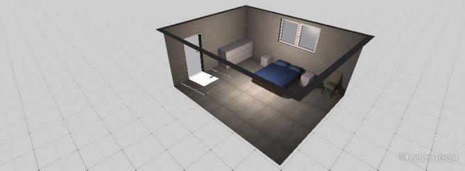 Raumgestaltung Ausbau1 in der Kategorie Ankleidezimmer