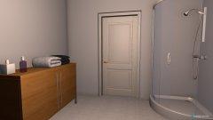 Raumgestaltung Łazienka in der Kategorie Ankleidezimmer