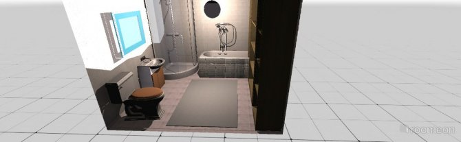 Raumgestaltung bad 2 in der Kategorie Ankleidezimmer