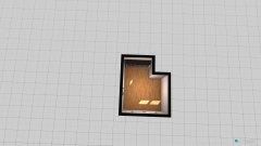 Raumgestaltung Begehbarer Raum in der Kategorie Ankleidezimmer