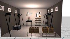 Raumgestaltung boutique in der Kategorie Ankleidezimmer