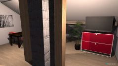 Raumgestaltung Büro 2 in der Kategorie Ankleidezimmer