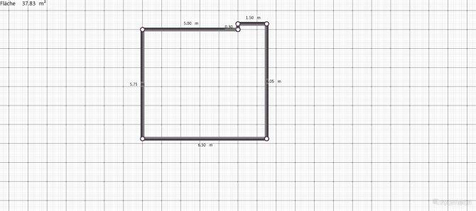 Raumgestaltung Büro AföO in der Kategorie Ankleidezimmer