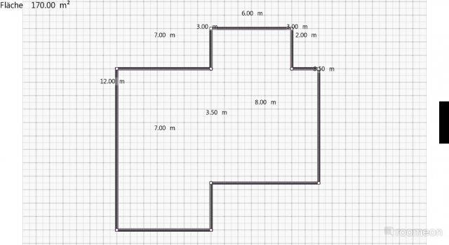 Raumgestaltung buhotina in der Kategorie Ankleidezimmer