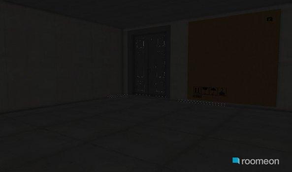 Raumgestaltung casa in der Kategorie Ankleidezimmer