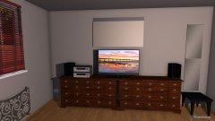 Raumgestaltung Chantals Zimmer in der Kategorie Ankleidezimmer