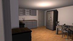 Raumgestaltung cozinha in der Kategorie Ankleidezimmer