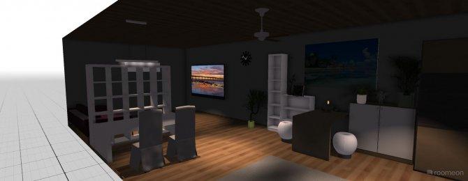 Raumgestaltung das perfektr Wohnzimmer in der Kategorie Ankleidezimmer