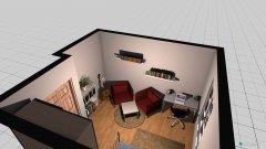 Raumgestaltung davids zimmer in der Kategorie Ankleidezimmer